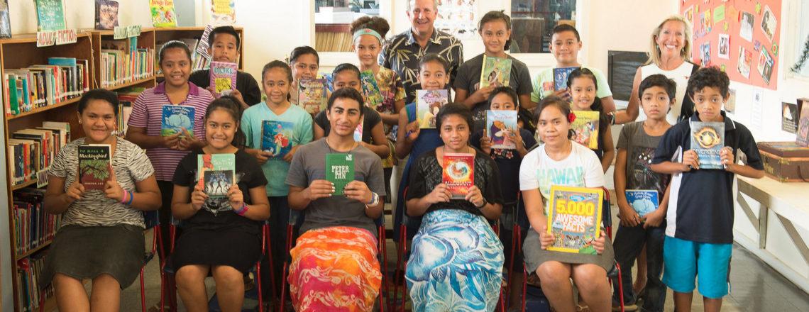 Ambassador Gilbert's productive and rewarding visit to Samoa