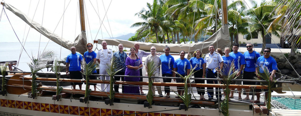 Assistant Sec. of State for East Asian & Pacific Affairs Daniel Russel visits Samoa