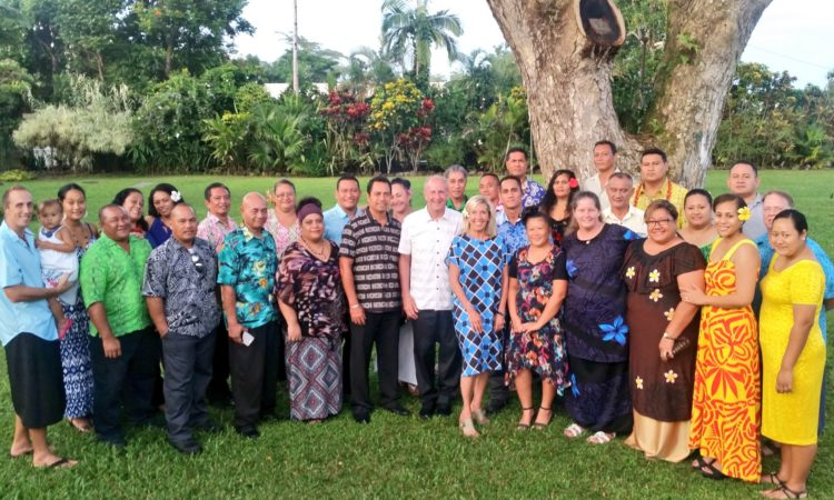 Former ambassadors archives us embassy in samoa ambassador and nancy gilbert farewell samoa m4hsunfo